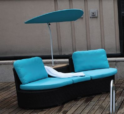 Couture Jardin Wow Lounger