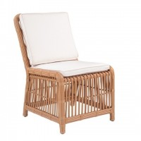 Kingsley-Bate Havana Rattan Wicker Dining Side Chair
