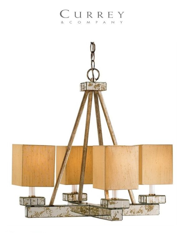 Currey & Company Eclipse Chandelier