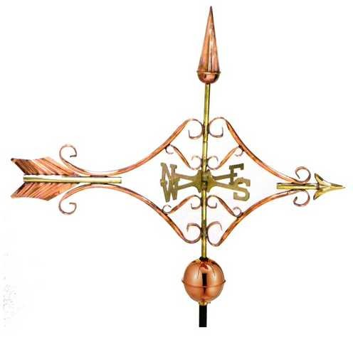 Good Directions Victorian Arrow Weathervane