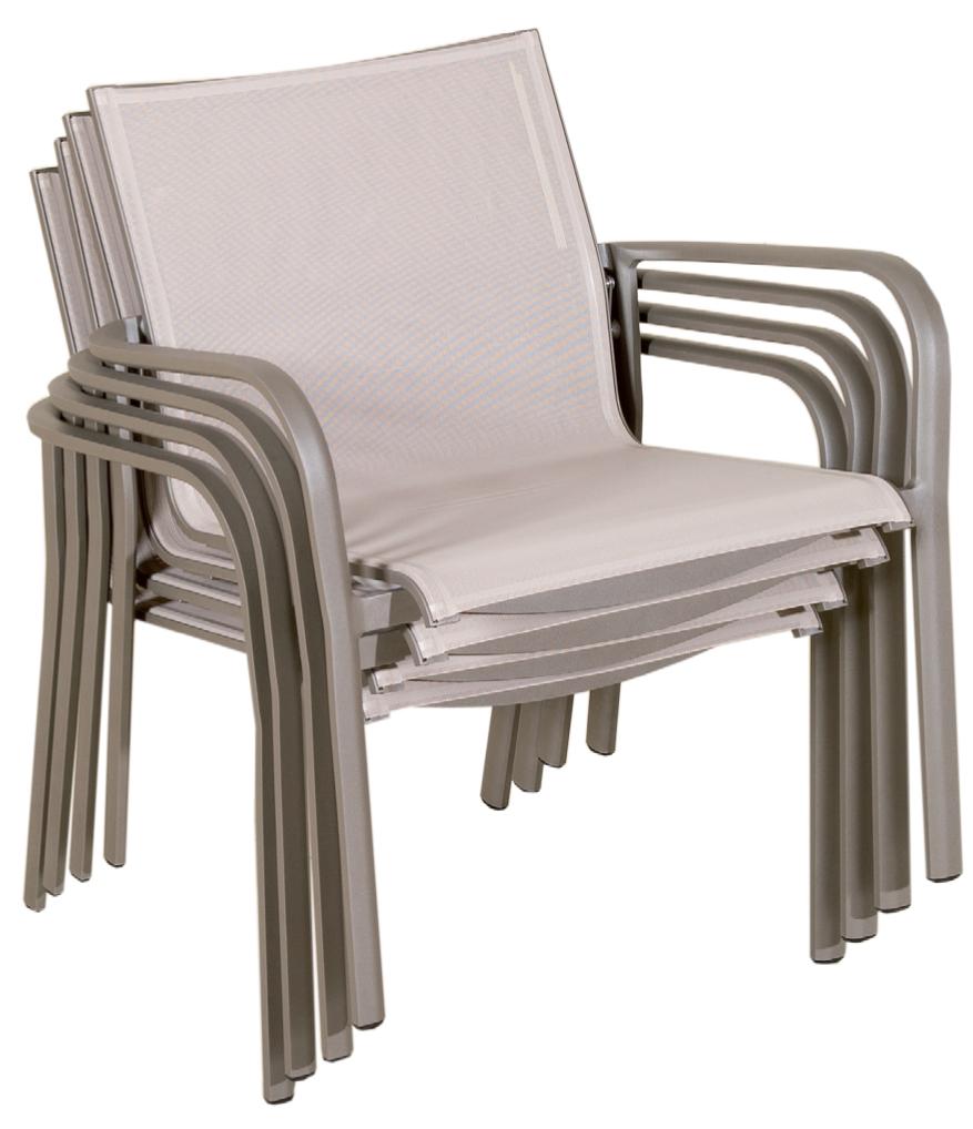 Les Jardins Hegoa Stacking Chair