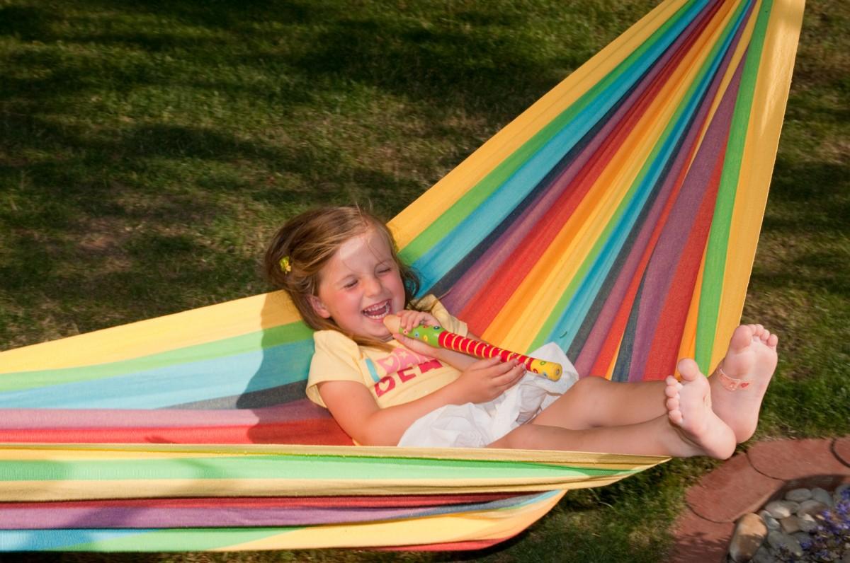 La Siesta Iri Hammock for Children