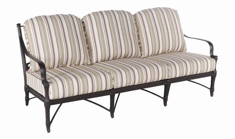 Isla Aluminum Sofa