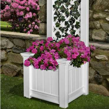 Kensington Planter Box & Trellis