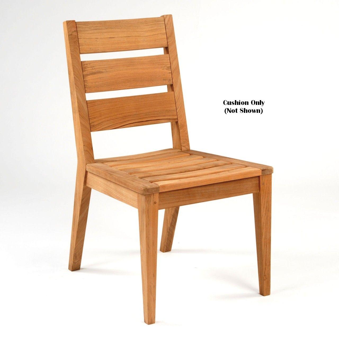 Kingsley-Bate Algarve Dining Side Chair Cushion