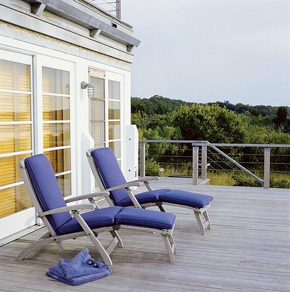 Kingsley-Bate Steamer Chair Headrest Pillow
