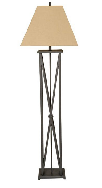 Chatham LED Outdoor  Floor Lamp