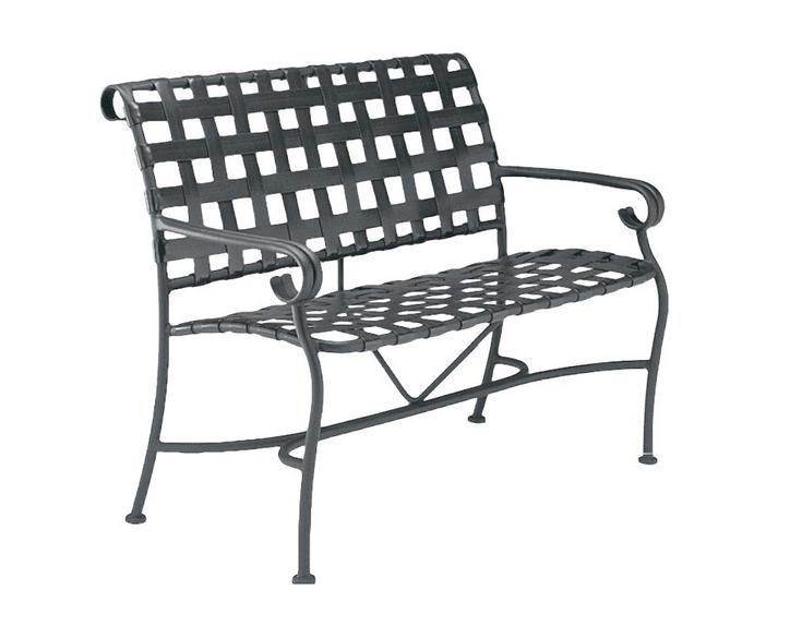 Ramsgate Aluminum Bench