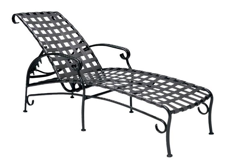 Ramsgate Aluminum Adjustable Chaise Lounge