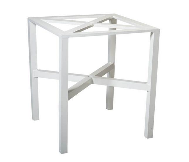 Elite Aluminum Gathering – Height Table Base