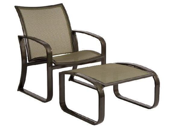 Cayman Isle Flex Aluminum Lounge Chair