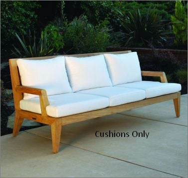 Kingsley-Bate Mendocino Deep Seating Sofa Seat & Back Cushion