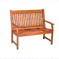 Brazilian Cherry Bench-White only