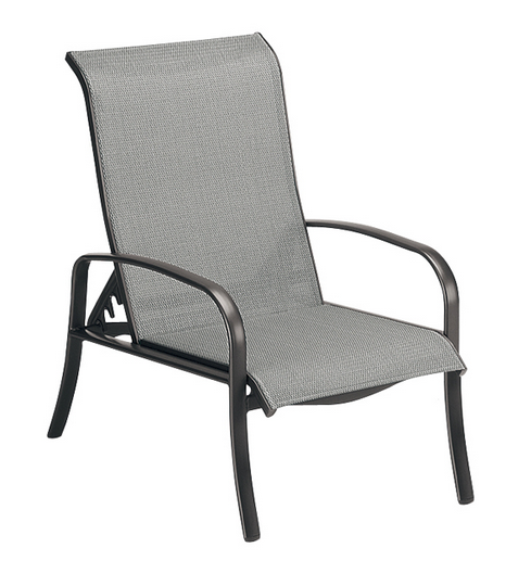 Pacific Aluminum Sling Adjustable Lounge Chair