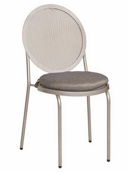 Pendant Wrought Iron Bistro Chair