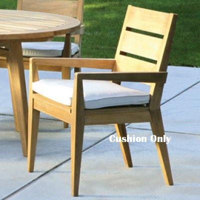 Kingsley-Bate Algarve Dining Armchair Cushion