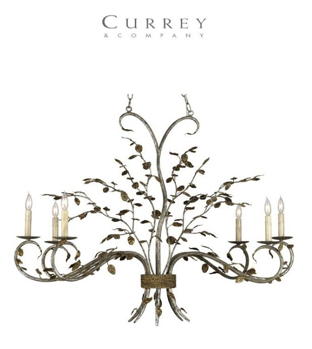 Currey & Company Raintree Chandelier