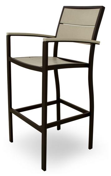 Trex� Outdoor Furniture� Surf City Bar Arm Chair
