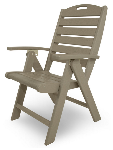 Trex� Yacht Club Highback Chair