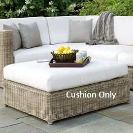 Kingsley-Bate Sag Harbor Sectional Ottoman Cushion