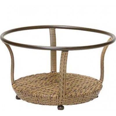 South Shore WIcker Coffee Table Base
