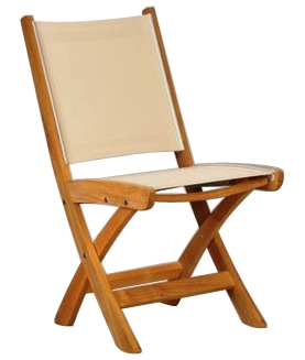 Kingsley-Bate St. Tropez Dining Side Chair (Folding)