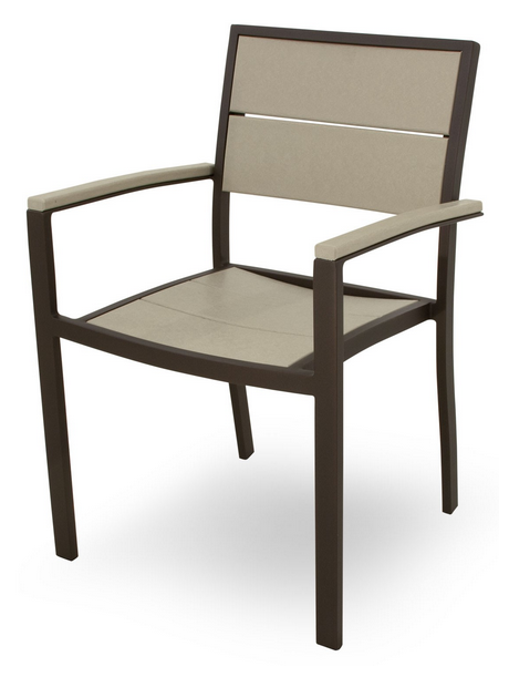 Trex� Outdoor Furniture� Surf City Dining Arm Chair