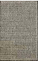 TransOcean Terrace – Texture Silver/ Ivory Rug