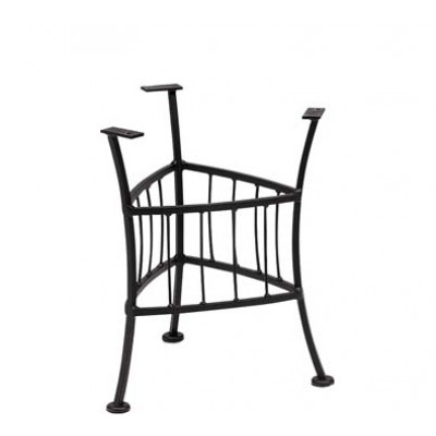 Terrace Wrought Iron End Table Base