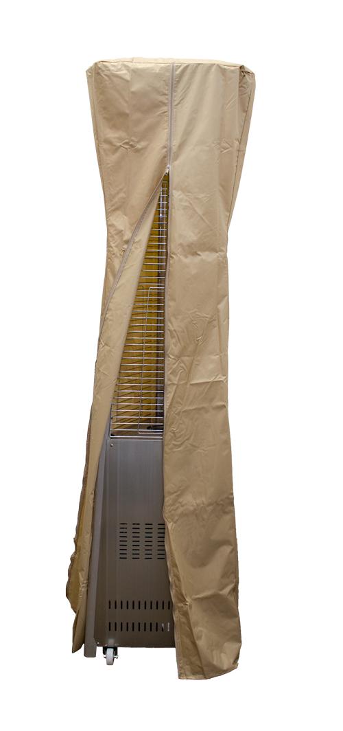 Heavy Duty Waterproof Triangle Glass Tube Heater Cover