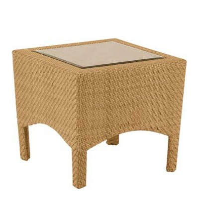 Trinidad Wicker End Table