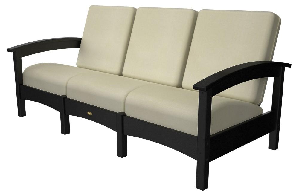 Trex� Outdoor Furniture� Rockport Club Sofa