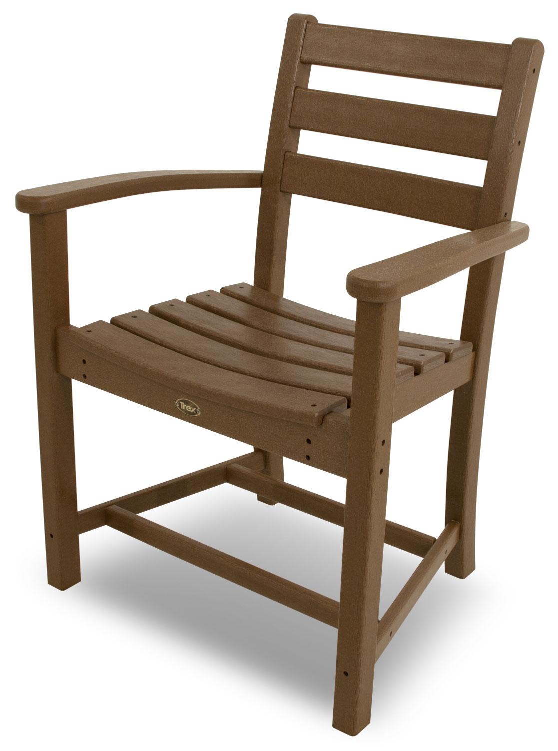 Trex� Outdoor Furniture� Monterey Bay Dining Arm Chair