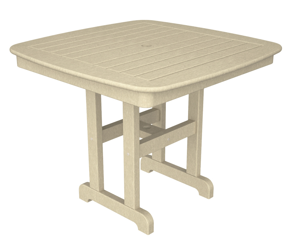 Trex� Yacht Club 37� Square Dining Table