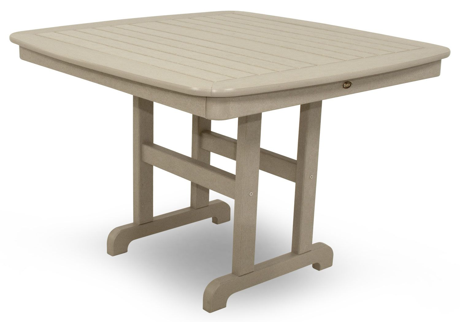 Trex� Yacht Club 44� Square Dining Table
