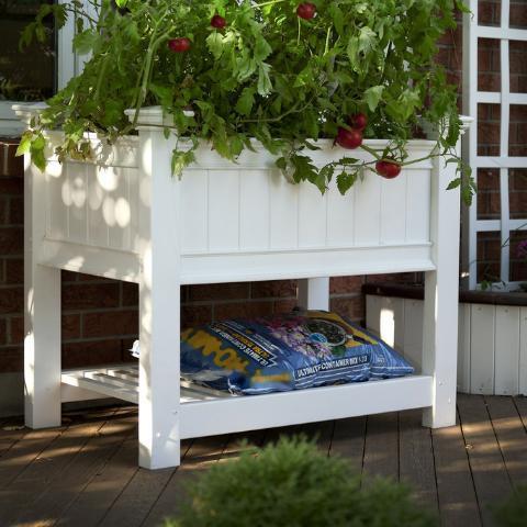 Cambridge Raised Planter Box