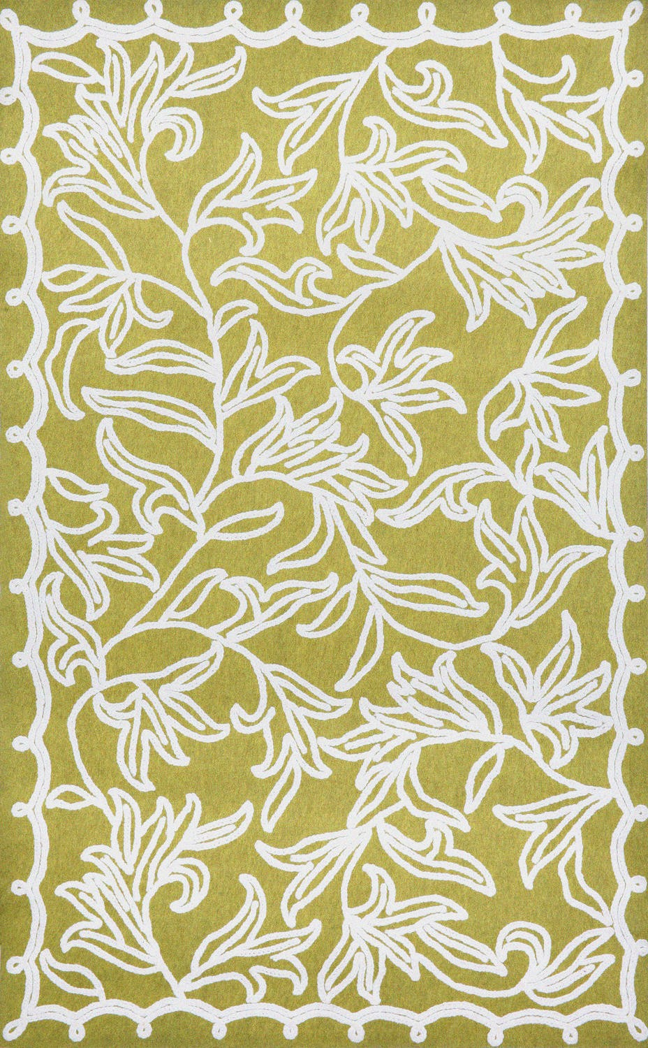 TransOcean Visions I Windsor Lime Rug
