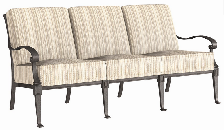 Wiltshire Aluminum Sofa