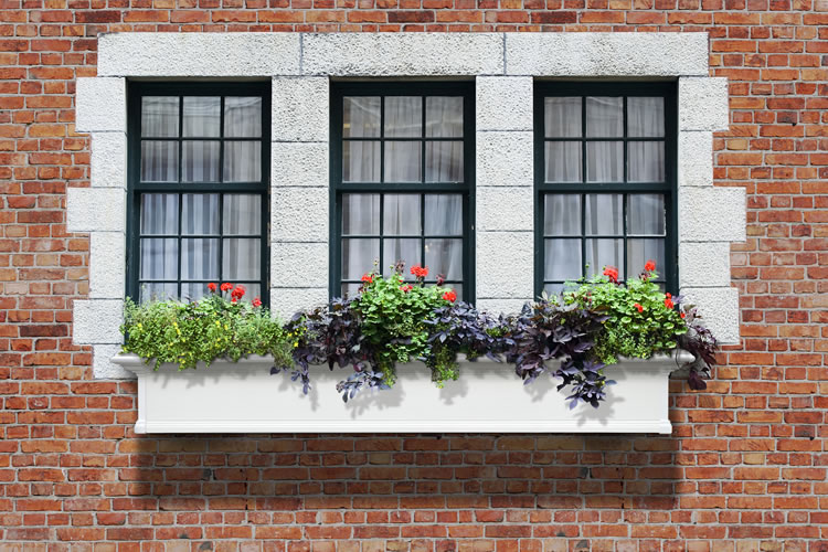 Yorkshire 6FT Window Box Clay