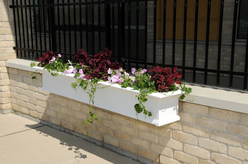 Yorkshire 7′ Window Box