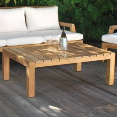 "Medocino 47"" Rectangular Coffee Table"