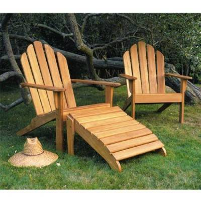 Teak Adirondack Chair