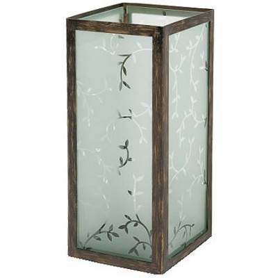 Japanese Garden Candle Holder