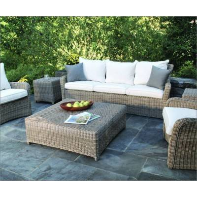 Sag Harbor Woven Deep Seating Collection