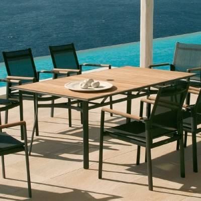 Eclipse Teak Dining Collections