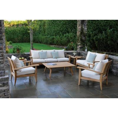 Ipanema Teak Deep Seating Collection