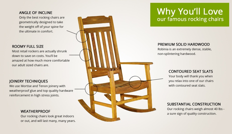 Best Rocking Chair Features