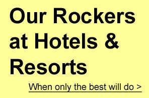 Frontera Rockers at Hotels &amp; Resorts