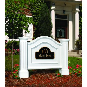 Address Posts & Signs