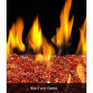 Fire Glass & Logs